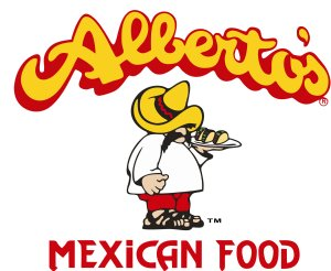 Alberto S Mexican Food Logo